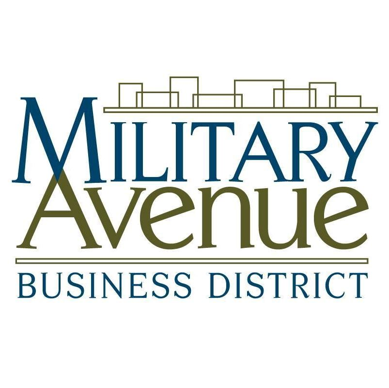 Military Avenue District Logo