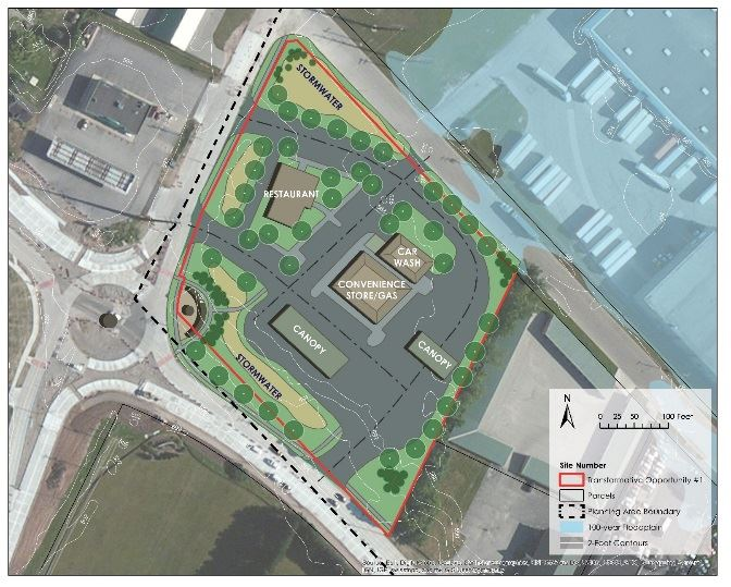 Velp Avenue Development Map