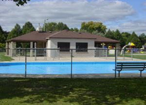 Marquette Park Wading Pool
