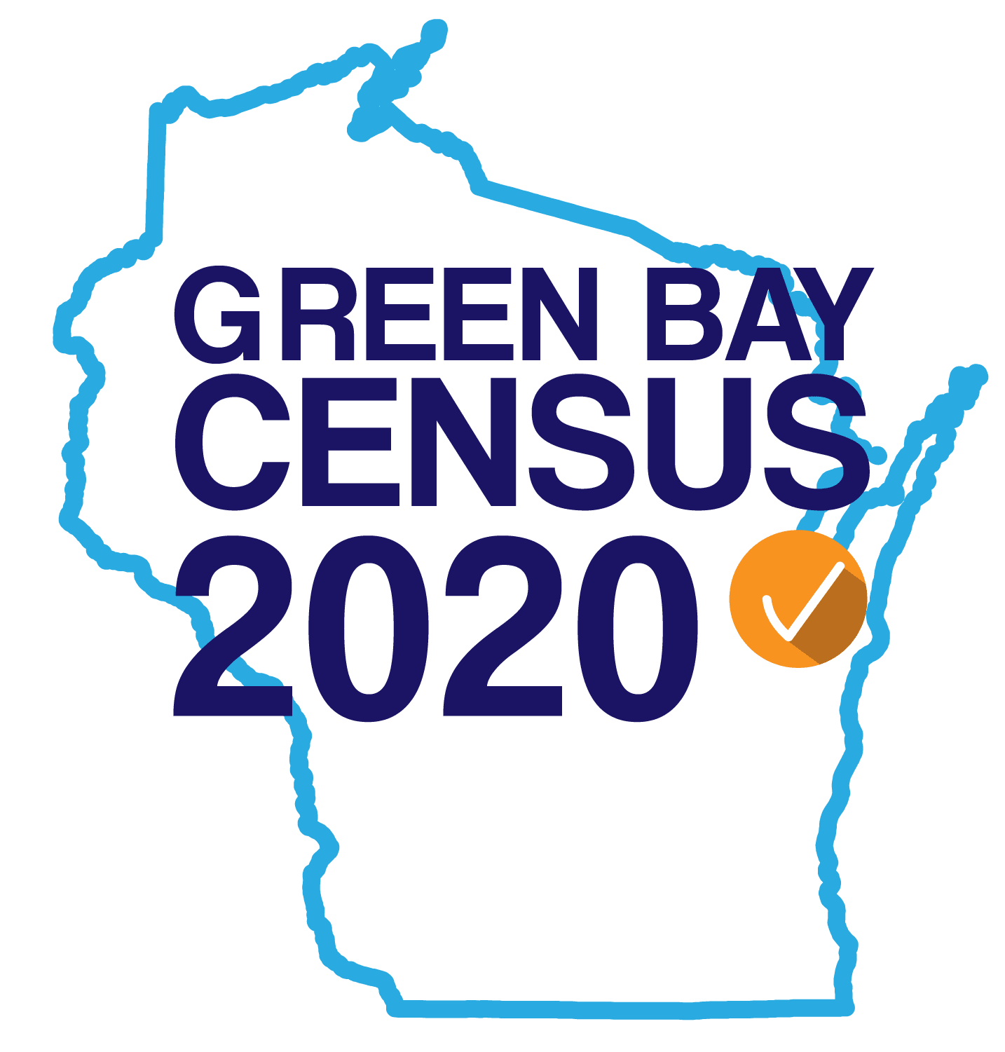 GB Census 2020 logo