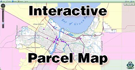 Interactive Parcel Map