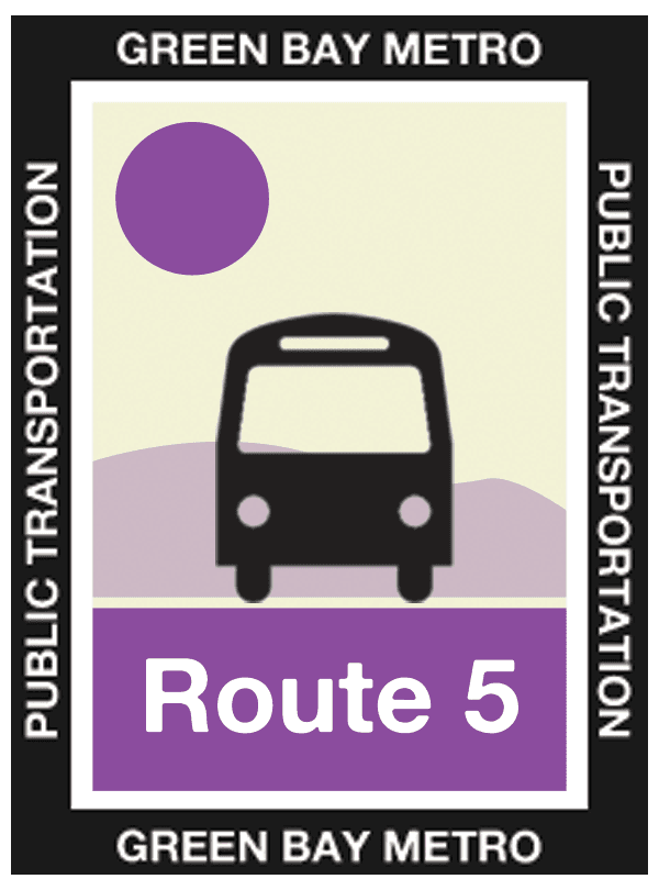 Route 5 Opens in new window