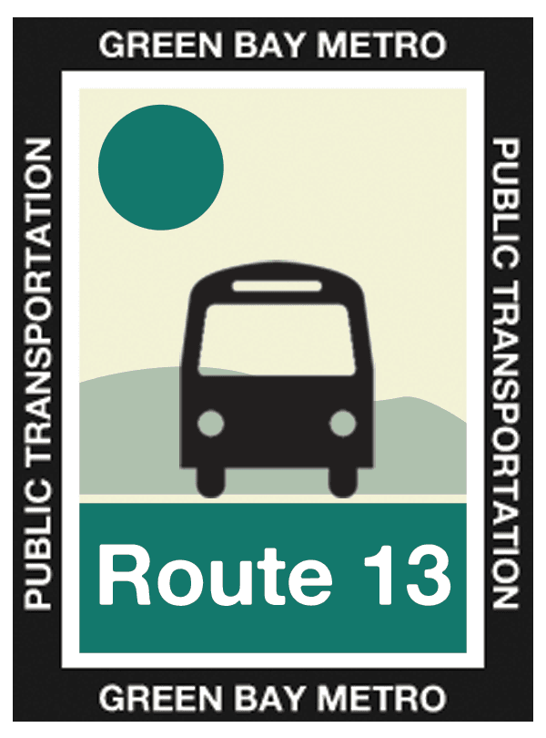Route 13 Opens in new window