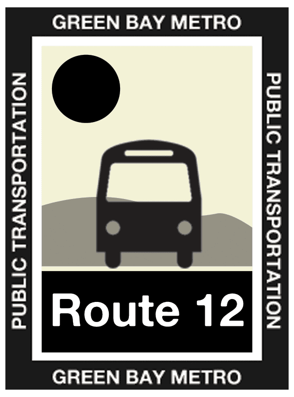 Route 12 Opens in new window