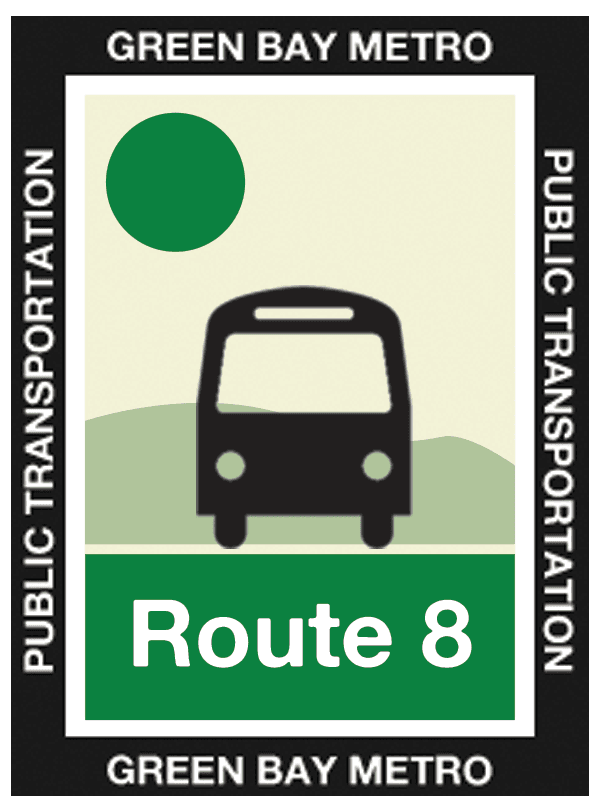 Route 8 Opens in new window