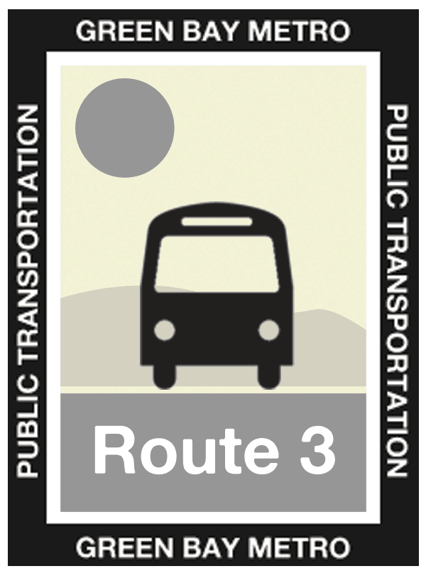 Route 3 Opens in new window