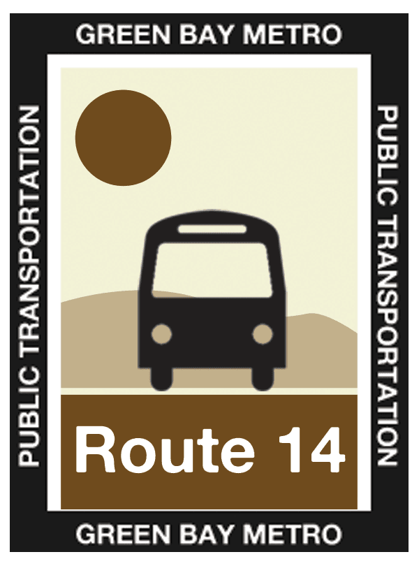 Route 14 Opens in new window